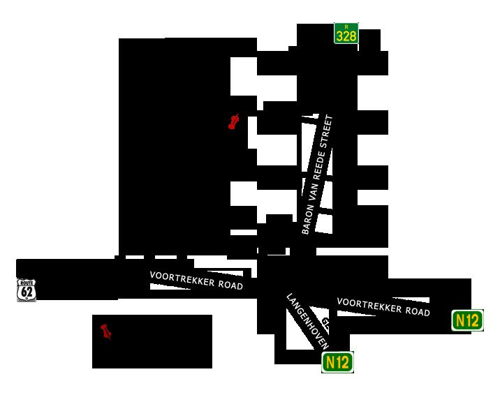 Map of Haus Victoria