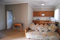 Unit 4 :: Living room - Kitchen